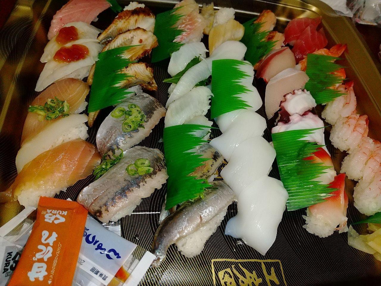 くら寿司持帰り