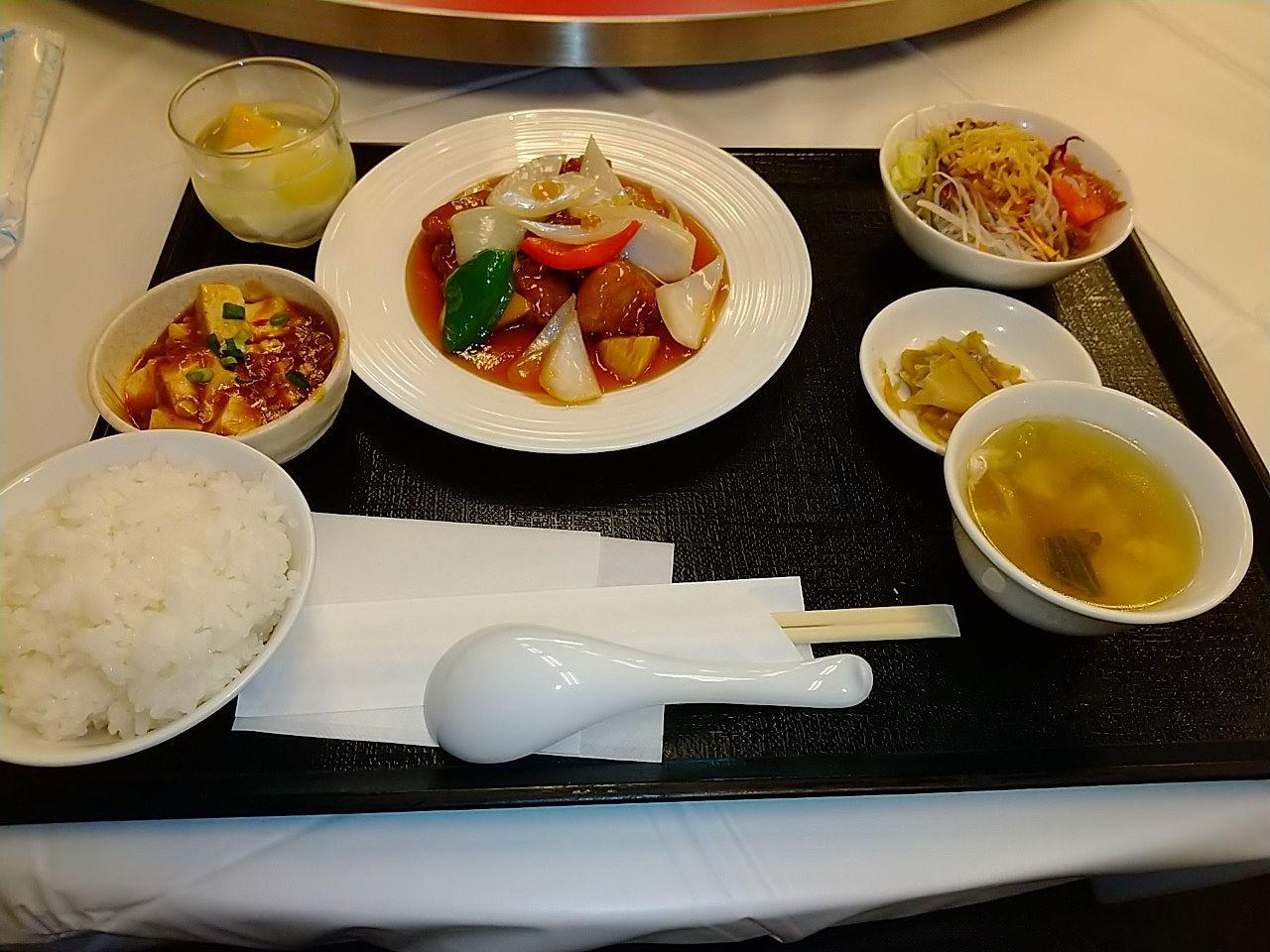 中国料理橘屋