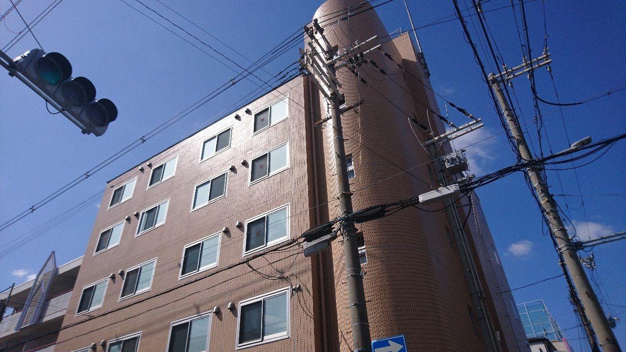 北田辺1丁目セパレートタイプの1K!